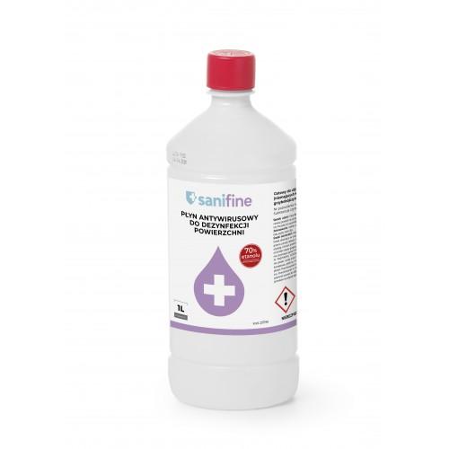 Paviršių dezinfekcinis skystis 1 L SANIFINE