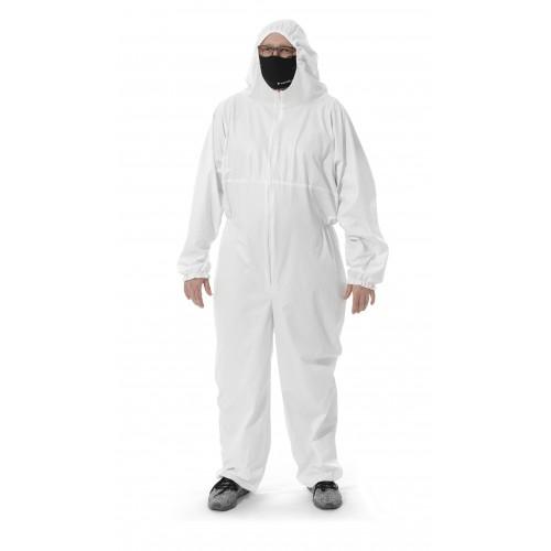 Apsauginis medicininis daugkartinis kostiumas