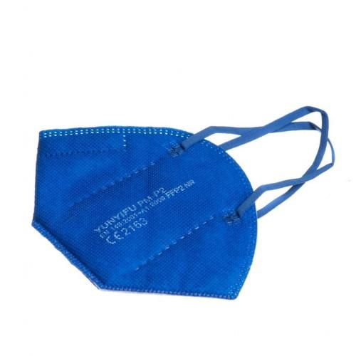 Respiratorius FFP2 x 10 vnt. (Blue color)