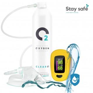 Koncentruotas deguonis 99.5%